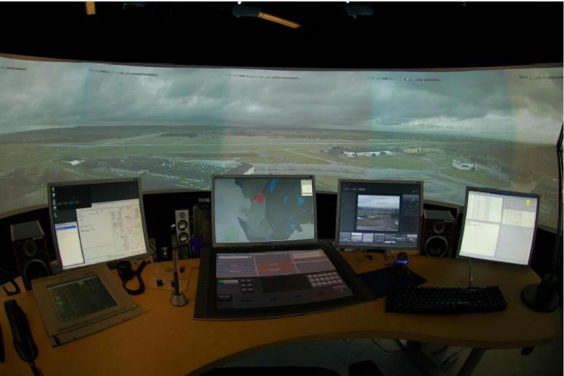 全球首个无传统塔台机场 将使用萨博远程塔台