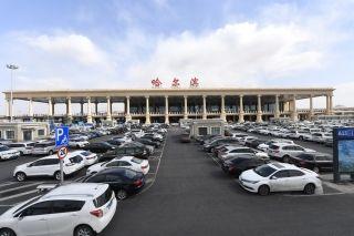 哈尔滨机场T2月底启用 设置80个值机柜台