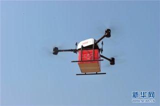 京东打造首个国家无人机智慧物流 24小时到货