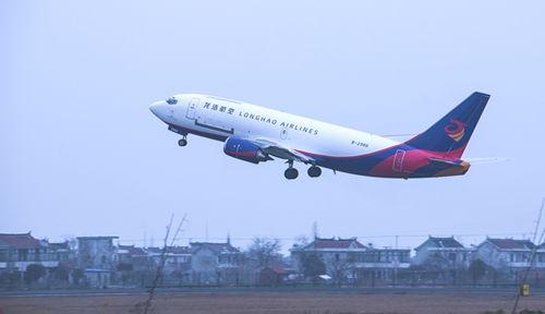 龙浩航空拟在南昌开通2条国际货运航线