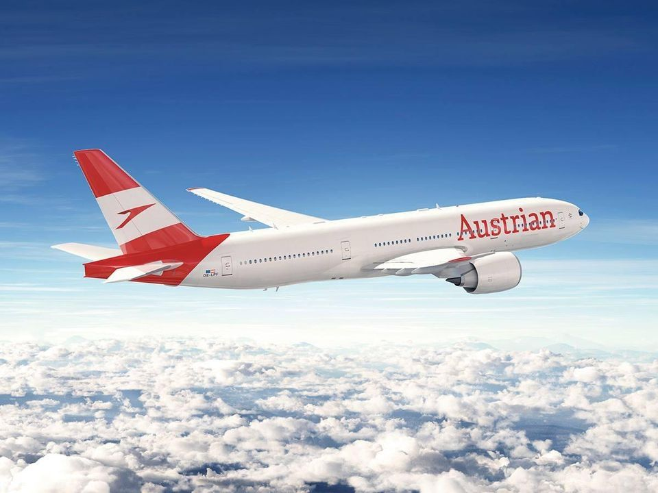 民航早报:奥地利航空更新品牌和飞机涂装