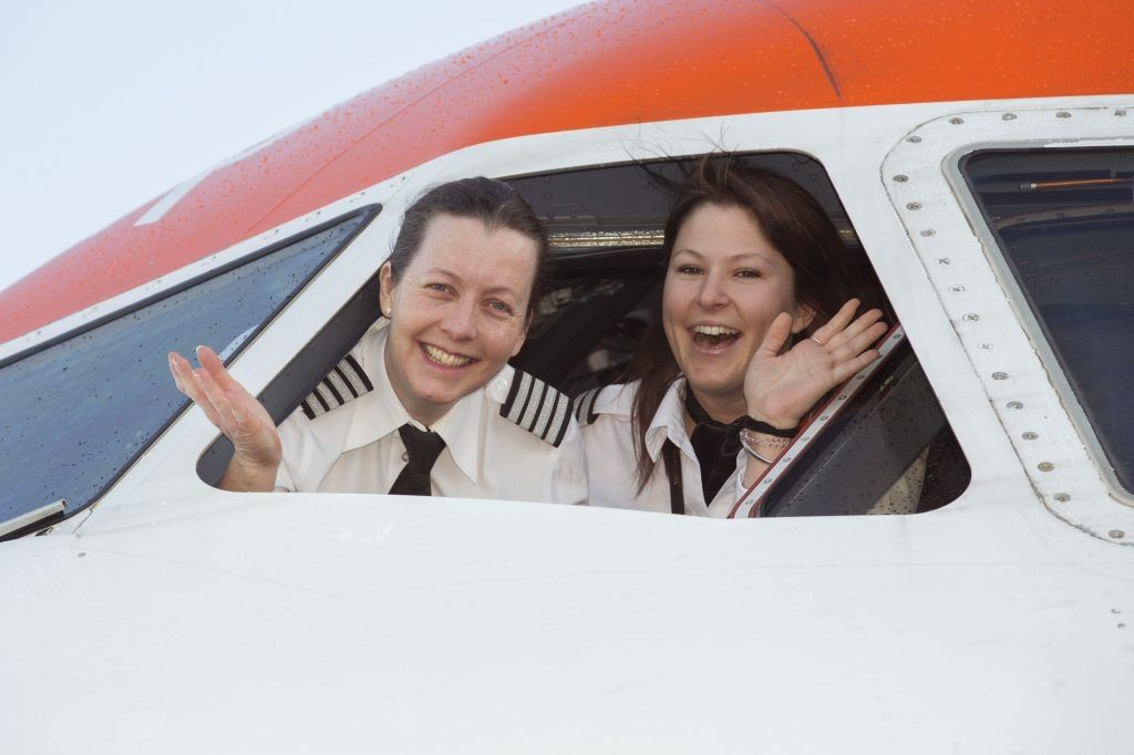 航司应多雇女飞行员 这篇文章告诉你为什么
