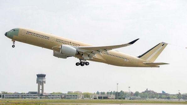 民航早报:空客5月获得一笔15架A350-900订单