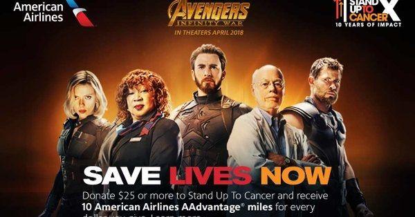 视频:抗击癌症 美航推出超级英雄主题涂装飞机