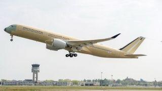 民航早报:空客A350-900ULR进行首飞