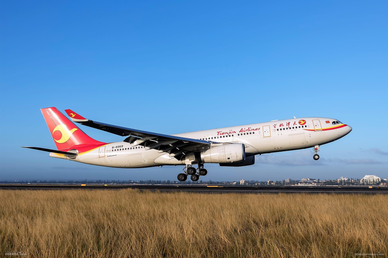 11月4日起天津航空将复飞天津=郑州=悉尼航线