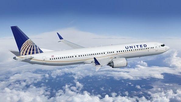 美联航接收首架737 MAX 将于六月开始服役