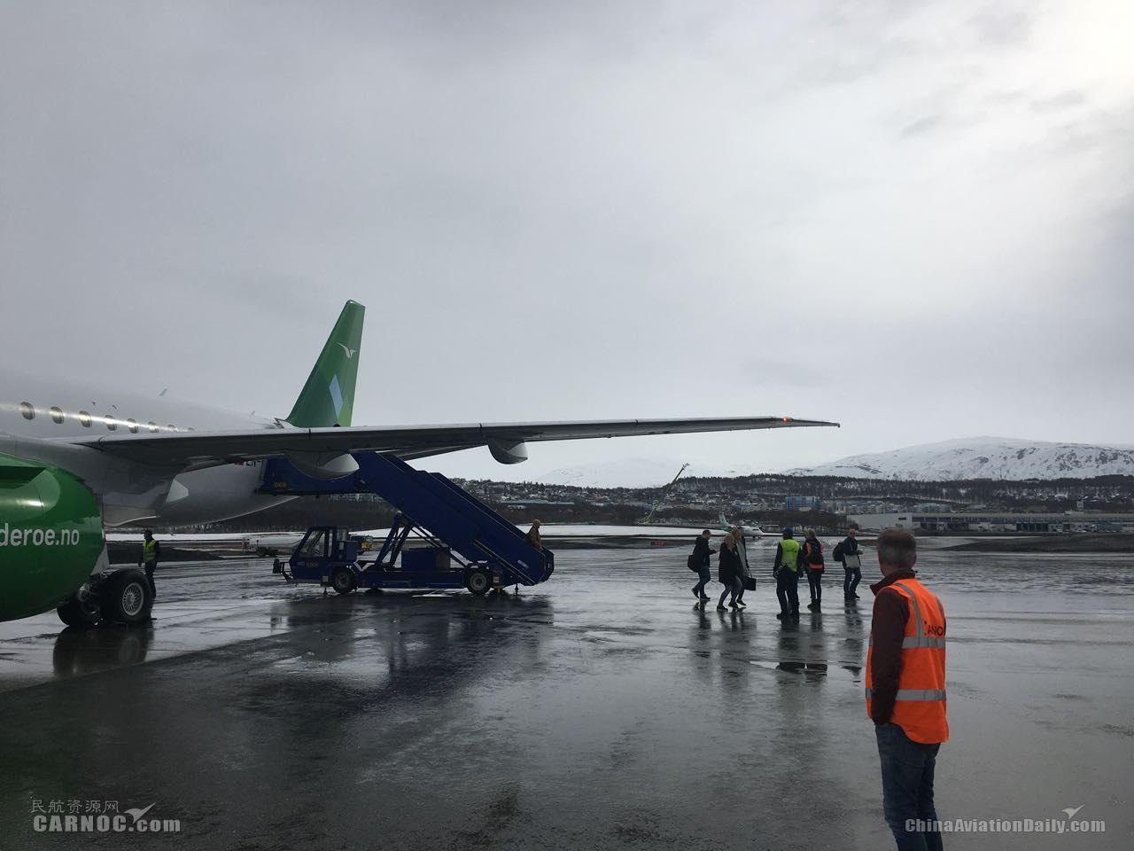 威德罗航空完成全球首架E190-E2首次商业航班