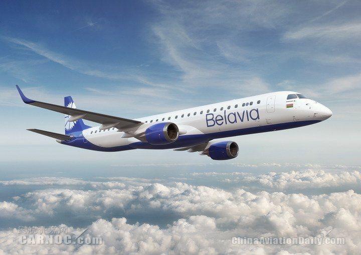 巴航工业与白俄罗斯航空签署协议 提供支持服务