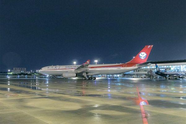 新机加盟 川航全空客机队规模增至133架