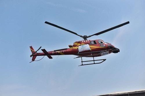 《再瞰诗画浙江》大型电视直升机航拍活动启动