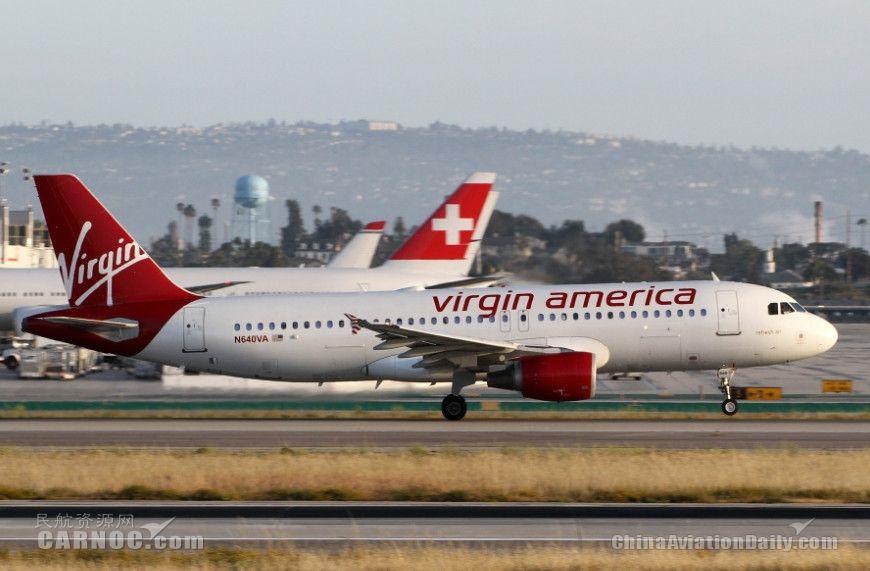 阿拉斯加航空消除维珍美航品牌在美国机场痕迹