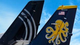 美国支线航企银色航空与海运航空合并