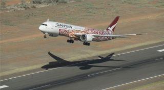 """澳航打造五款""""梦幻时代""""系列原住民艺术客机"""