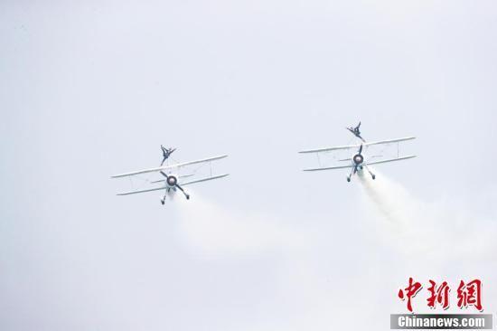 2018郑州航展开幕