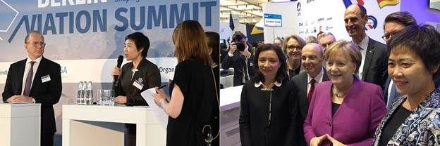 Αποτέλεσμα εικόνας για ICAO Secretary General highlighted challenges and opportunities for aviation during Berlin Aviation Summit