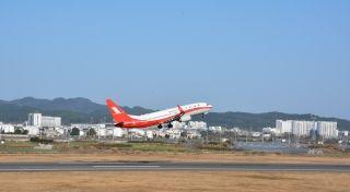 黄山屯溪国际机场获发新机场使用许可证