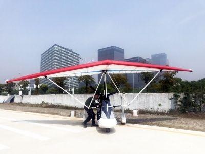 扬州首个航空飞行俱乐部成立