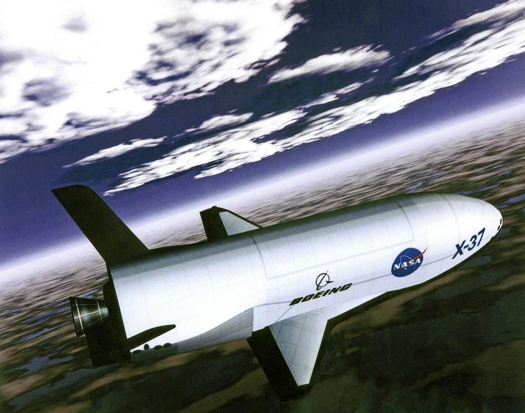 由于要频繁在太空与大气层间穿行,空天飞机的飞行经常伴随着大气对