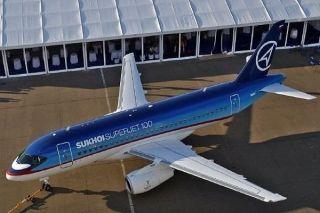 伊朗航企签署MOU 订购40架俄罗斯SSJ100