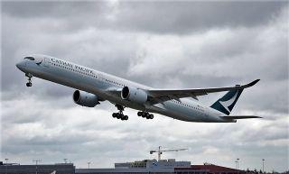 民航早报:国泰首架A350-1000于6月19日交付
