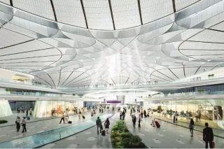 一座面向未来的机场如何诞生?