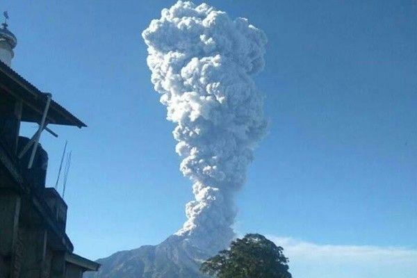 民航安检安保周报:印尼火山喷发机场紧急关闭