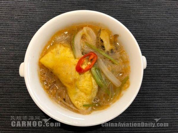 国航上海分公司在沪广航线推出新餐食