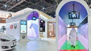前方高能:迪拜机场安装智能走廊 边检几秒搞定