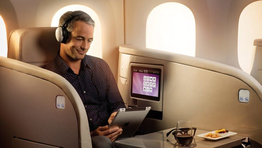 新西兰航空研发全新商务舱座椅 2022年面世