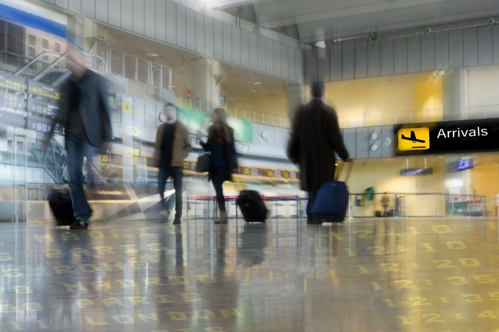 机场旅客流量管理 提升吞吐量及收入的重要途径
