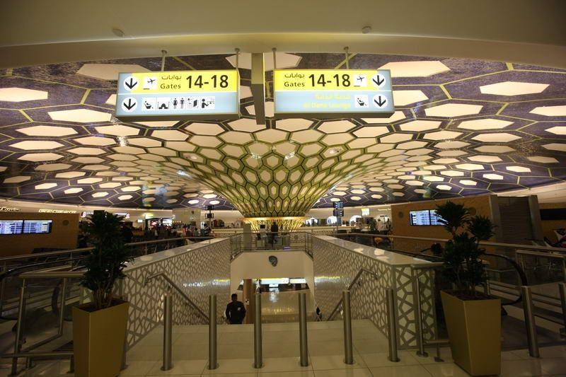 数字化变革 阿布扎比机场实施智能物联网技术