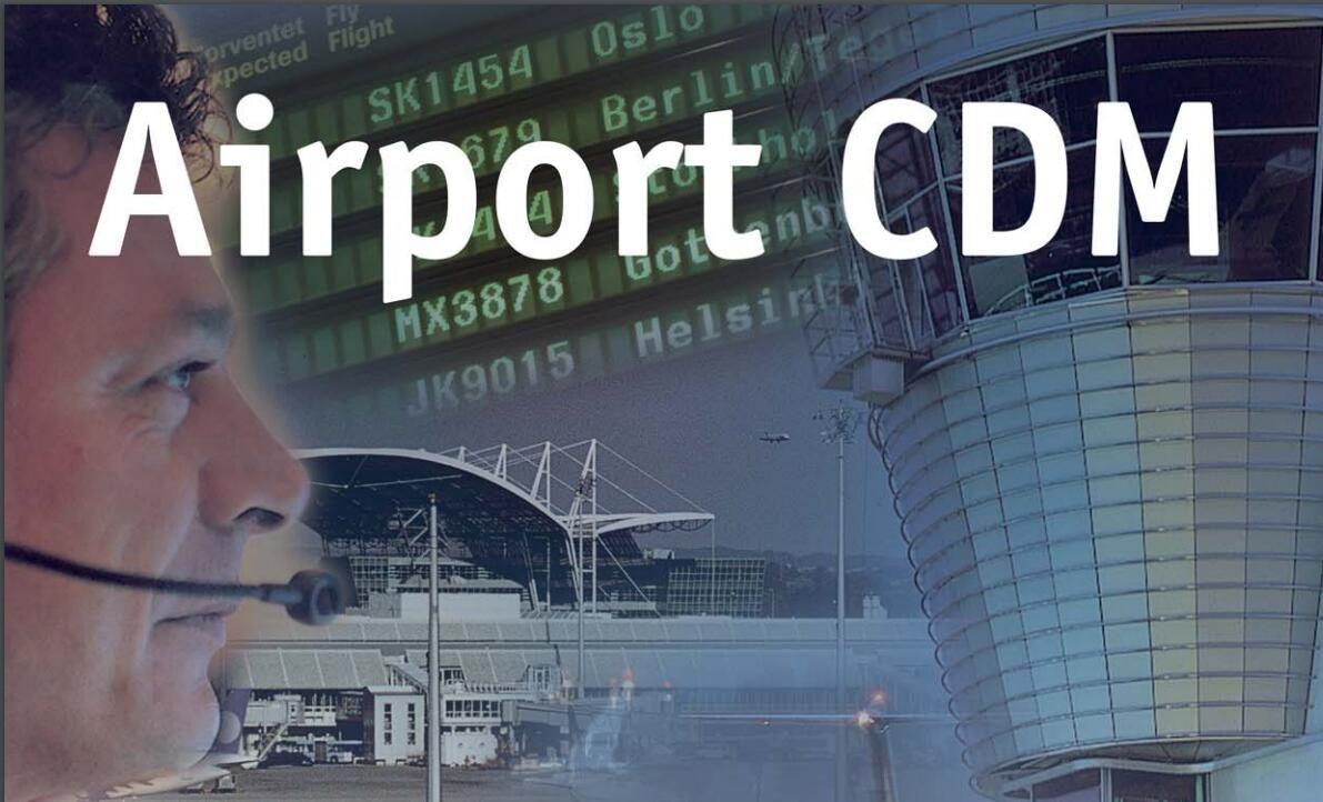 史基浦成为第28个完全实施A-CDM的欧洲机场