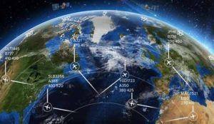 民航早报:英国空管将测试新的飞机追踪技术