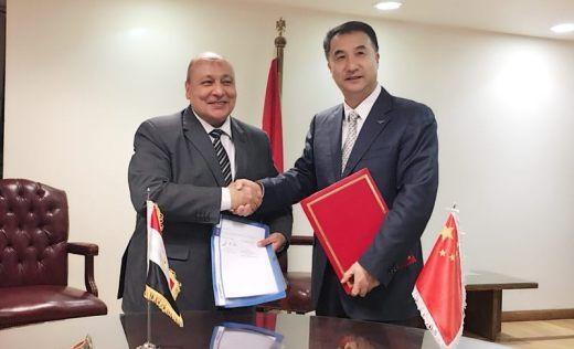 中国与埃及举行航空会谈 签署谅解备忘录