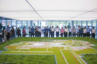 天府国际机场T1进入主体工程施工 2020年投用
