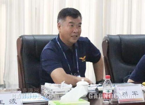 民航西南地区管理局党委书记刘军调研四川龙浩航校。