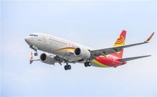海南航空完成首架窄体机局域网升级