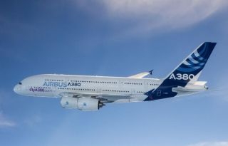 法高官:空客和法国建议天津工厂总装A380