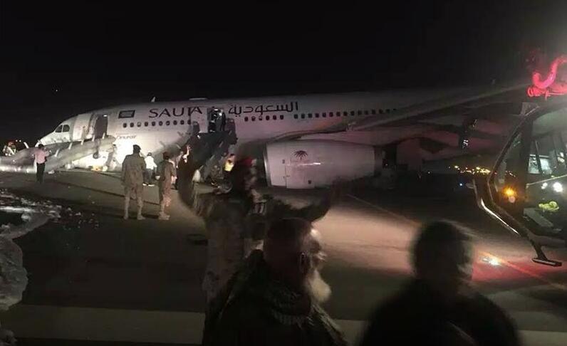 民航早报:沙特航空一航班起落架故障并安全备降