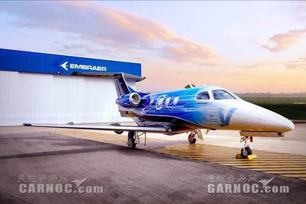 飞鸿100EV、飞鸿300E公务机将首次亮相EBACE