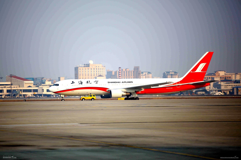 上海航空767客机即将退役 结束24年服务生涯