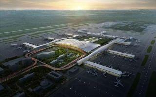 萧山机场打造长三角航空新地标