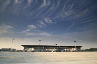 上饒機場獲國內首家EDGE綠色建筑機場項目認證