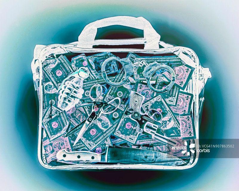 行李也能照CT?多项黑科技将重新定义机场安检