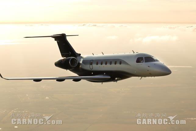 巴航工业向Centreline公司出售莱格赛500公务机