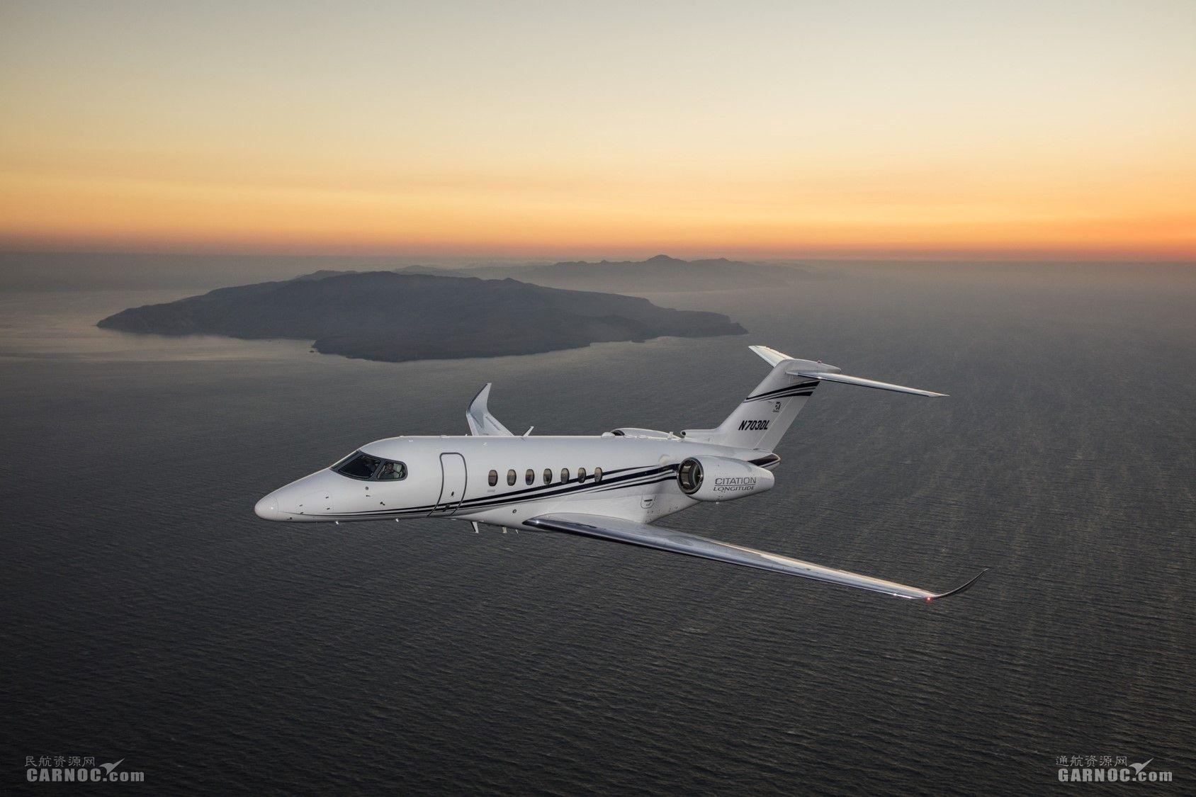 奖状700经度再次亮相EBACE 即将获得FAA认证