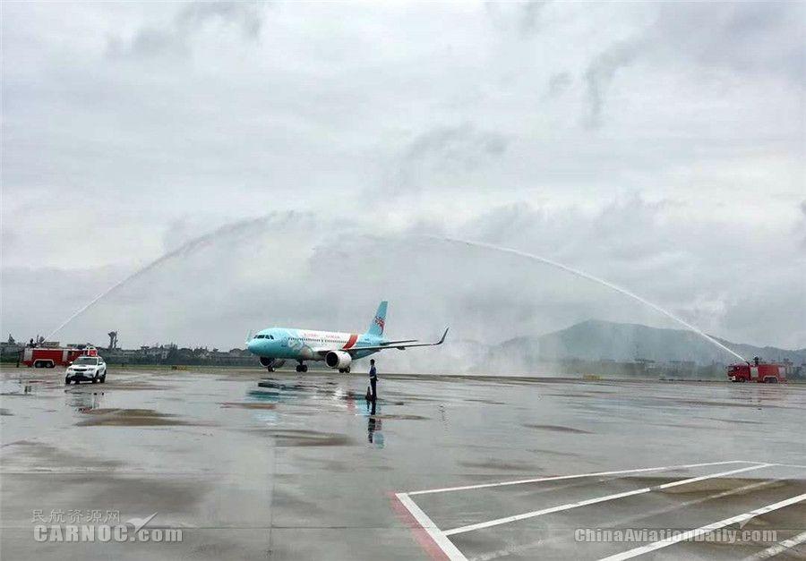 长龙航空引进自购中国首架搭载Leap-1A发动机的A320neo飞机