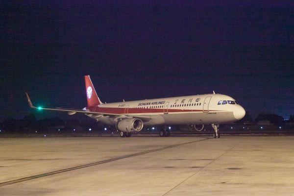 新机加盟 川航全空客机队规模达134架