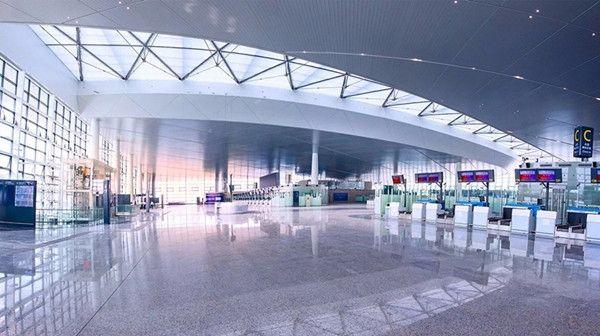 龙湾机场T2投用 为温州东部交通枢纽注入新活力